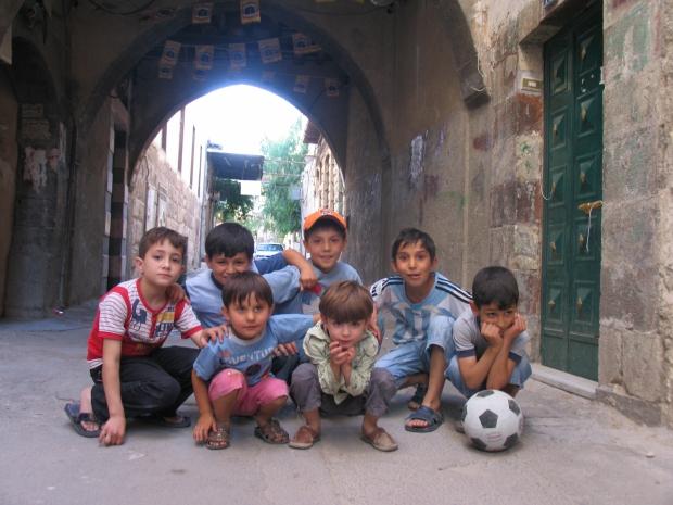 I bimbi di Damasco - 2010
